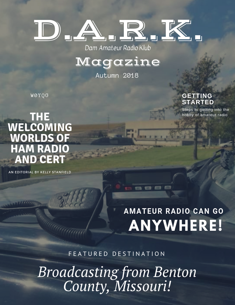 D.A.R.K. Magazine Autumn 2018