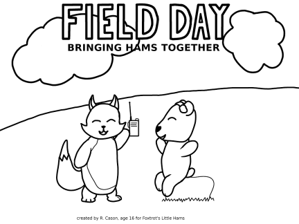 field day; bringing people together